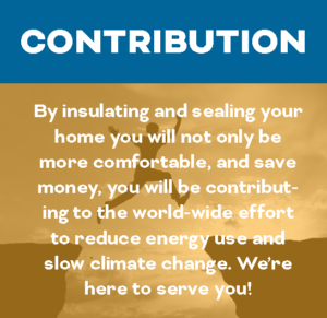 Insulation contribution button